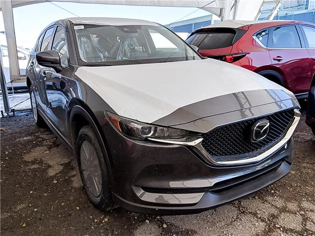 2019 Mazda CX-5 GS (Stk: H1657) in Calgary - Image 1 of 1