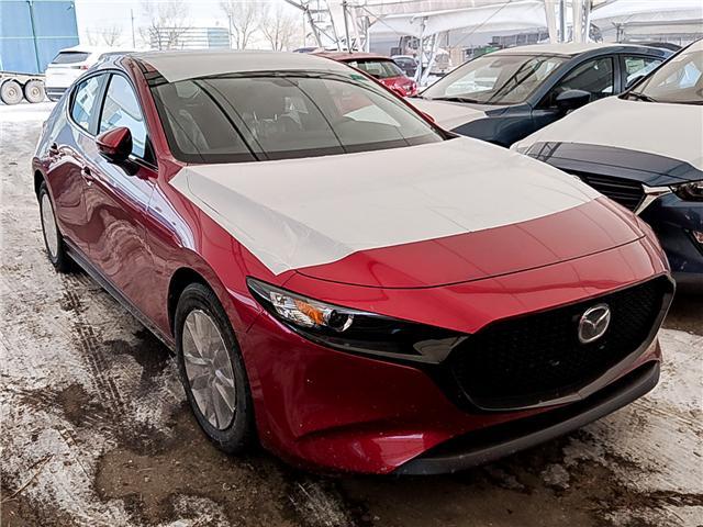 2019 Mazda Mazda3  (Stk: H1676) in Calgary - Image 1 of 1