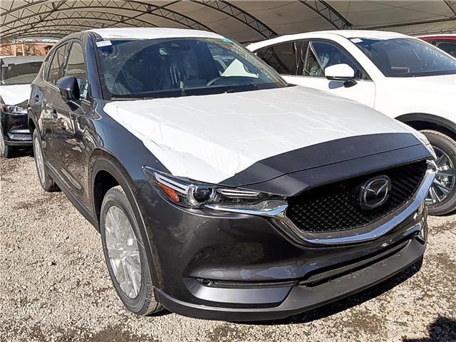 2019 Mazda CX-5 Signature (Stk: H1693) in Calgary - Image 1 of 1