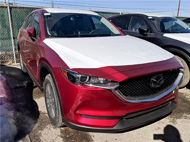 2019 Mazda CX-5 GS (Stk: H1696) in Calgary - Image 1 of 1
