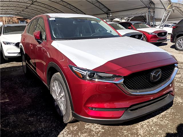 2019 Mazda CX-5  (Stk: H1730) in Calgary - Image 1 of 1