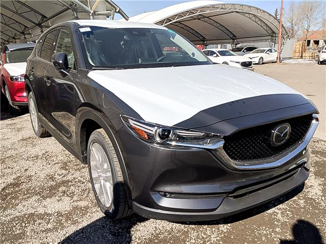 2019 Mazda CX-5  (Stk: H1734) in Calgary - Image 1 of 1
