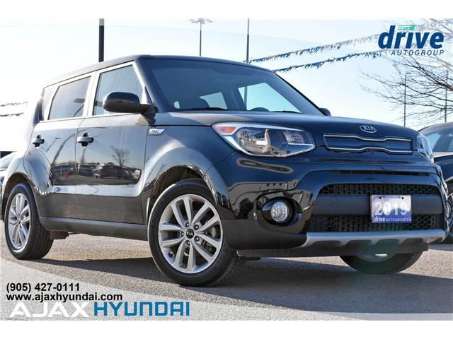 2019 Kia Soul EX (Stk: P4636R) in Ajax - Image 1 of 29
