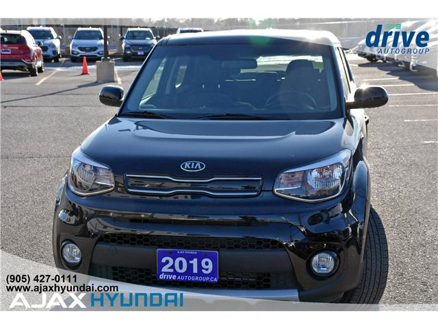 2019 Kia Soul EX (Stk: P4636R) in Ajax - Image 4 of 29