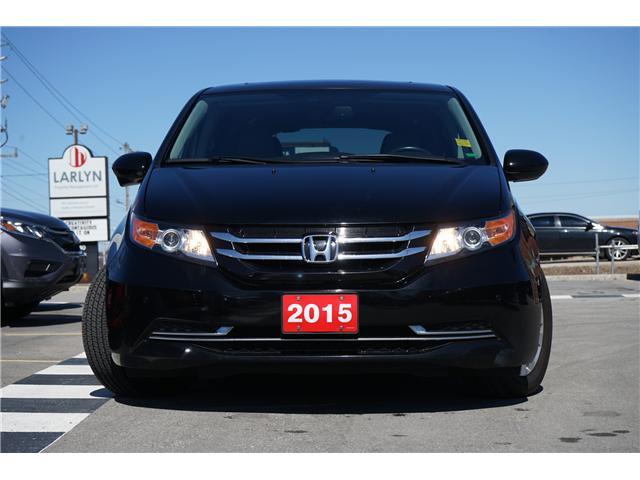 2015 Honda Odyssey EX-L (Stk: H25163A) in London - Image 2 of 27