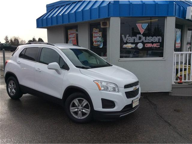2015 Chevrolet Trax LT 1LT (Stk: 194331A) in Ajax - Image 1 of 21