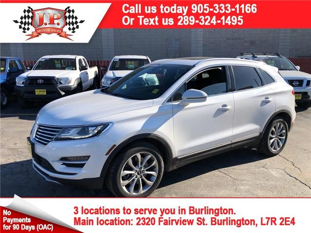 2015 Lincoln MKC Base (Stk: 46153) in Burlington - Image 1 of 25
