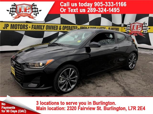 2019 Hyundai Veloster 2.0 GL (Stk: 46411r) in Burlington - Image 1 of 25