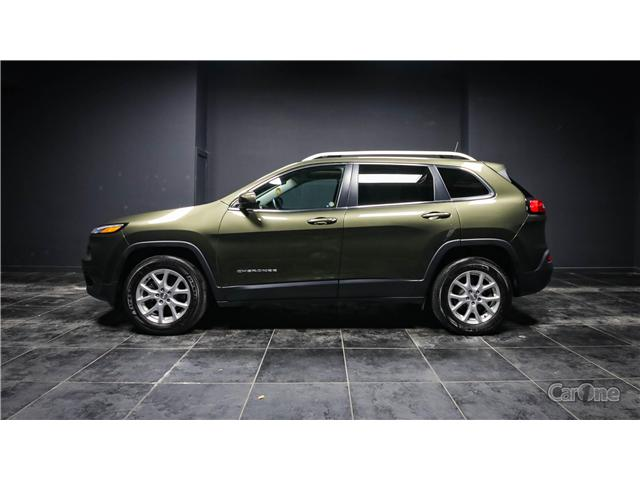 2016 Jeep Cherokee North (Stk: CB19-108) in Kingston - Image 1 of 36