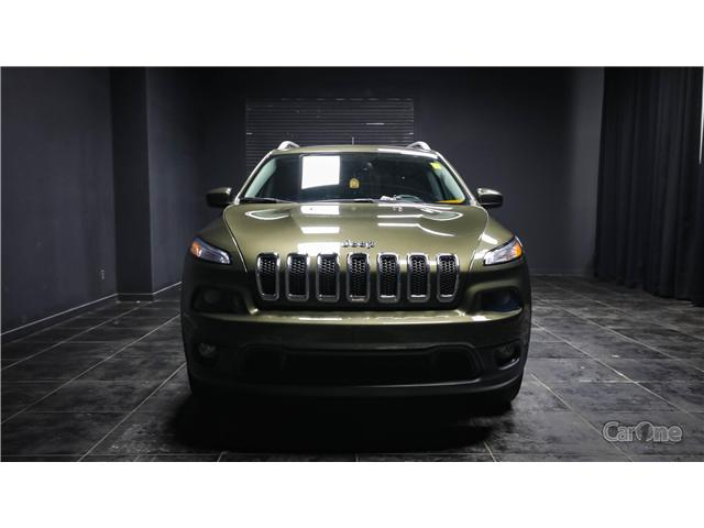 2016 Jeep Cherokee North (Stk: CB19-108) in Kingston - Image 2 of 36