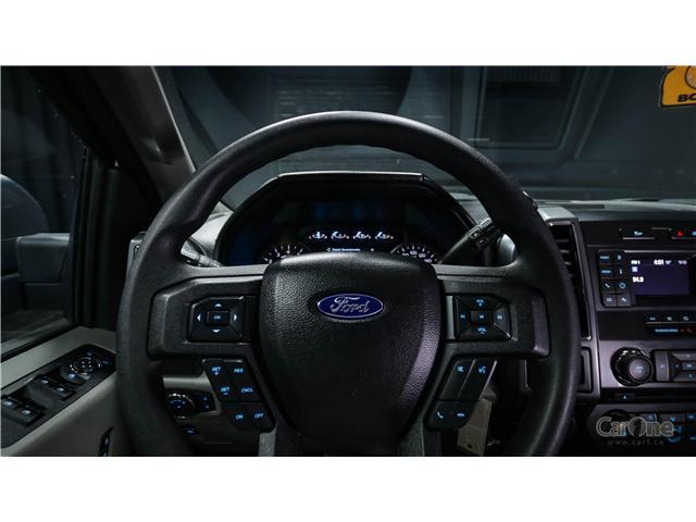 2018 Ford F-150 XLT (Stk: CJ19-103) in Kingston - Image 16 of 27