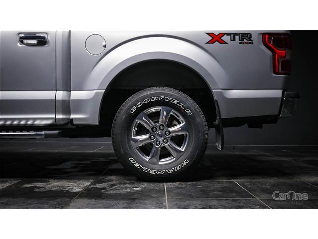 2018 Ford F-150 XLT (Stk: CJ19-103) in Kingston - Image 25 of 27