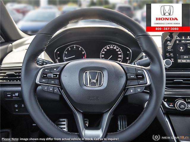 2019 Honda Accord Sport 1.5T (Stk: 19610) in Cambridge - Image 14 of 24