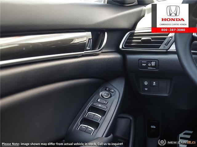 2019 Honda Accord Sport 1.5T (Stk: 19610) in Cambridge - Image 17 of 24