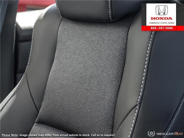 2019 Honda Accord Sport 1.5T (Stk: 19610) in Cambridge - Image 21 of 24