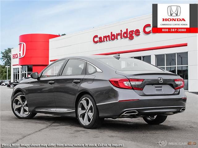 2019 Honda Accord Touring 1.5T (Stk: 19611) in Cambridge - Image 4 of 24