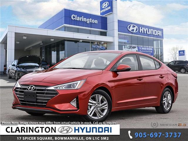 2019 Hyundai Elantra Preferred (Stk: 19128) in Clarington - Image 1 of 24