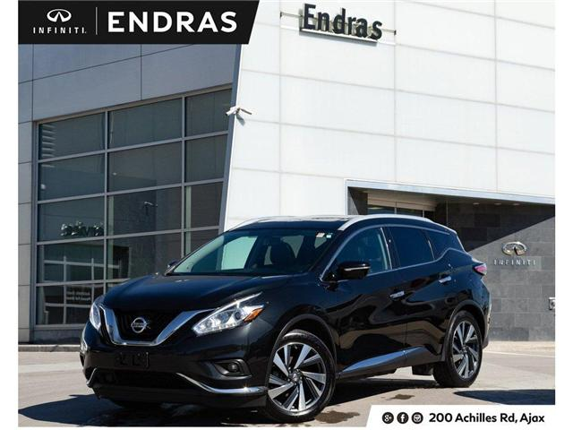 2015 Nissan Murano Platinum (Stk: 50496A) in Ajax - Image 1 of 30