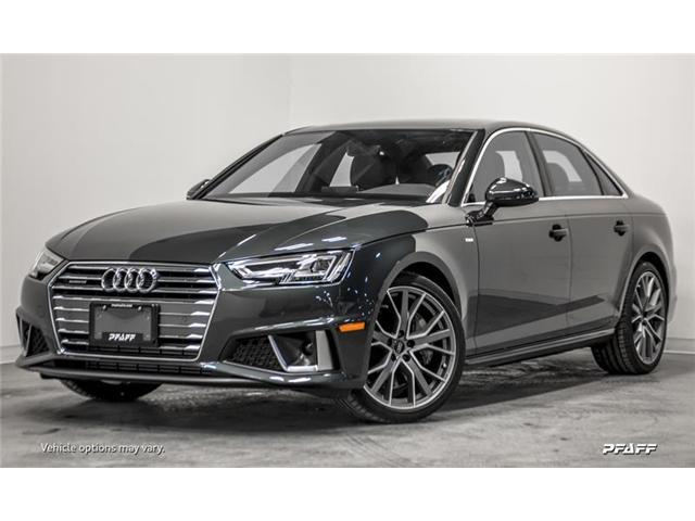 2019 Audi A4 45 Progressiv (Stk: T16032) in Vaughan - Image 1 of 18