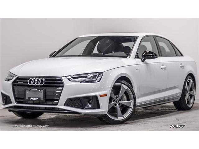 2019 Audi A4 45 Progressiv (Stk: T16234) in Vaughan - Image 1 of 22