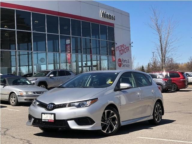 2017 Toyota Corolla iM Base (Stk: 68289A) in Vaughan - Image 1 of 23