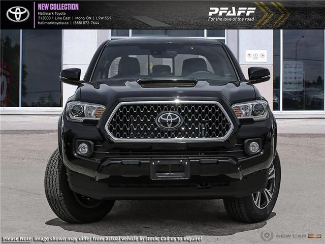 2019 Toyota Tacoma 4x4 Double Cab V6 TRD Sport 6M (Stk: H19349) in Orangeville - Image 2 of 24
