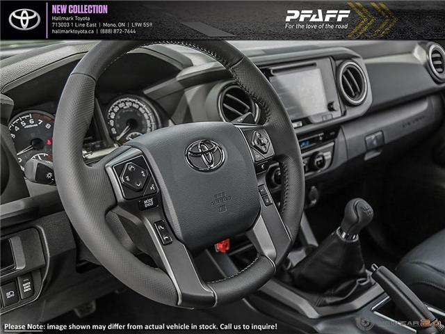 2019 Toyota Tacoma 4x4 Double Cab V6 TRD Sport 6M (Stk: H19349) in Orangeville - Image 12 of 24