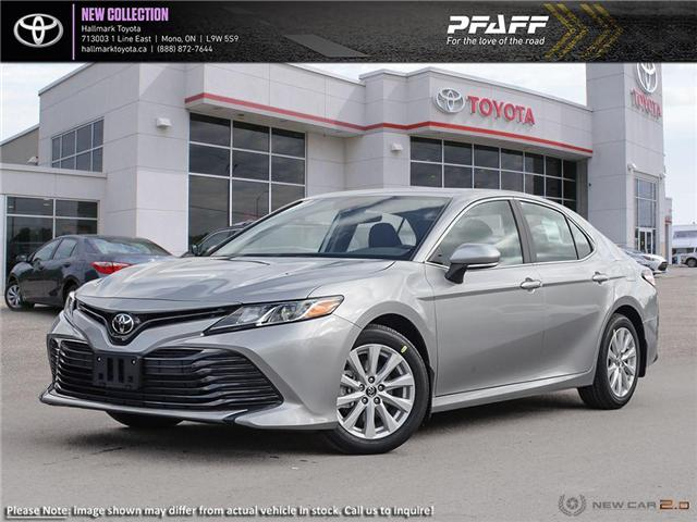 2019 Toyota Camry 4-Door Sedan LE 6A (Stk: H19351) in Orangeville - Image 1 of 24