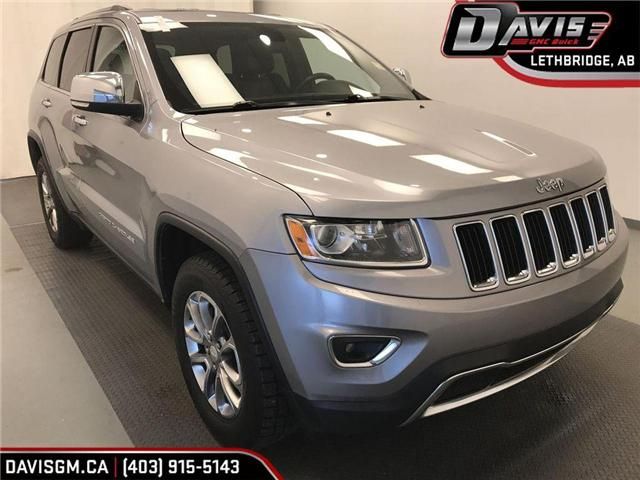 2014 Jeep Grand Cherokee Limited (Stk: 203528) in Lethbridge - Image 1 of 33