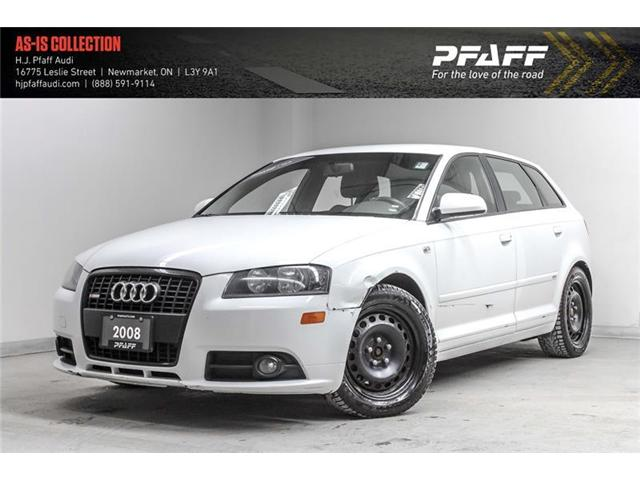 2008 Audi A3 2.0T (Stk: 53136A) in Newmarket - Image 1 of 22