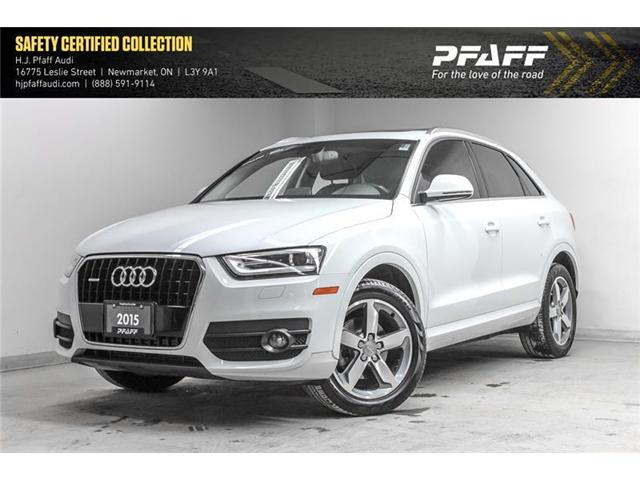 2015 Audi Q3 2.0T Progressiv (Stk: 53171) in Newmarket - Image 1 of 21