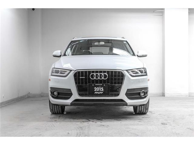 2015 Audi Q3 2.0T Progressiv (Stk: 53171) in Newmarket - Image 2 of 21