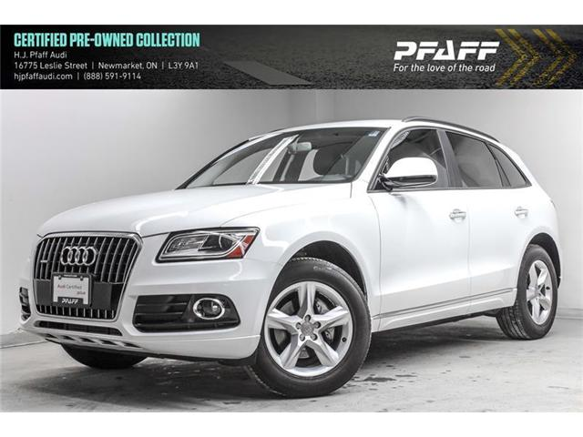 2016 Audi Q5 2.0T Komfort (Stk: A11876A) in Newmarket - Image 1 of 22