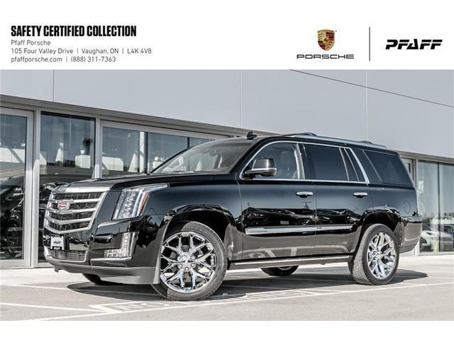 2017 Cadillac Escalade Premium (Stk: U7813) in Vaughan - Image 1 of 22