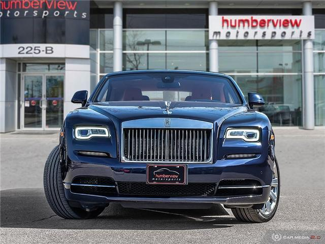 2016 Rolls-Royce Dawn - (Stk: 19MSX067) in Mississauga - Image 2 of 30
