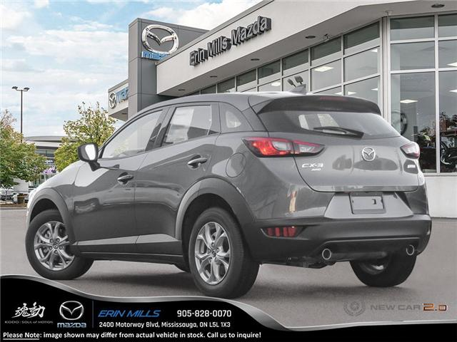 2019 Mazda CX-3 GS (Stk: 19-0313) in Mississauga - Image 4 of 24