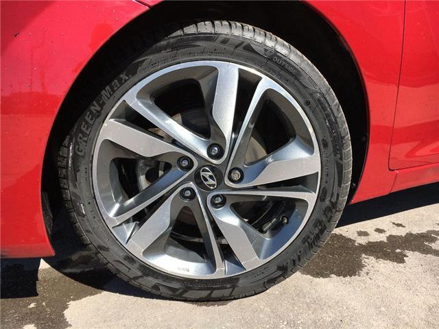 2015 Hyundai Elantra GLS ALLOY WHEELS, SUNROOF, HEATED SEATS, FOG LAMPS (Stk: 43679A) in Brampton - Image 2 of 27