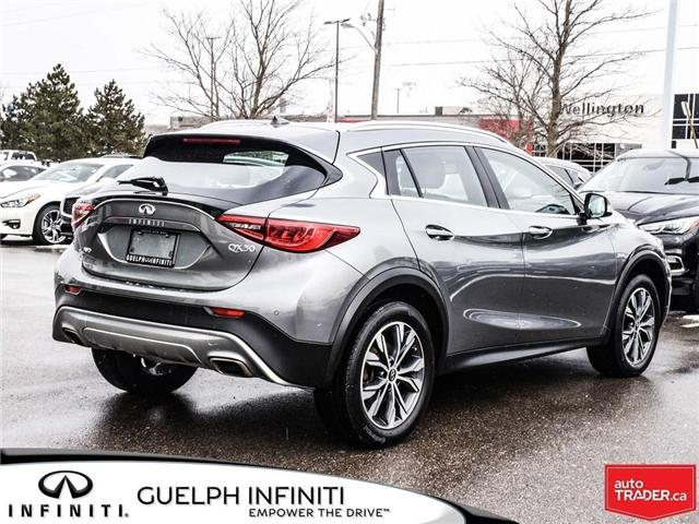 2017 Infiniti QX30 Base (Stk: I6694A) in Guelph - Image 6 of 25