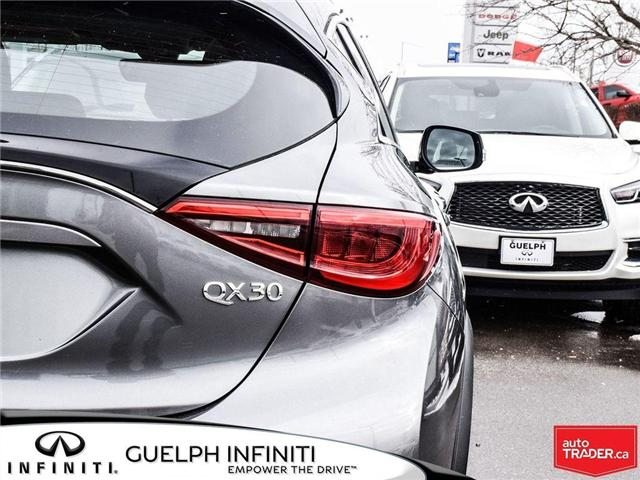 2017 Infiniti QX30 Base (Stk: I6694A) in Guelph - Image 7 of 25