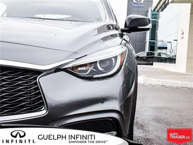 2017 Infiniti QX30 Base (Stk: I6694A) in Guelph - Image 8 of 25