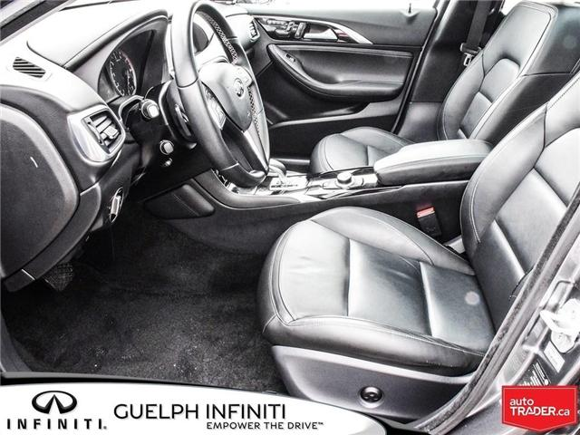 2017 Infiniti QX30 Base (Stk: I6694A) in Guelph - Image 13 of 25
