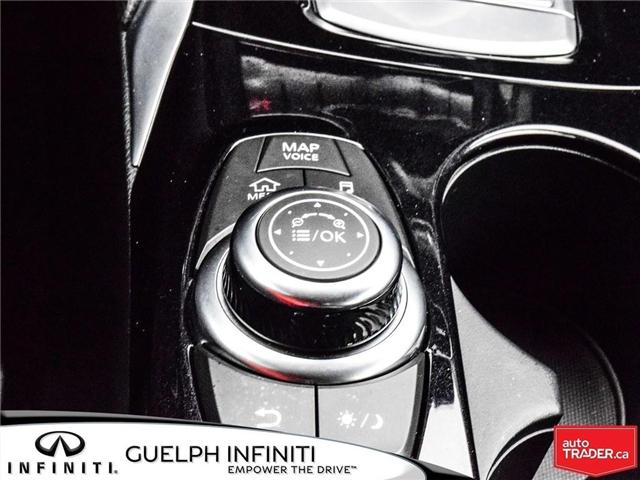 2017 Infiniti QX30 Base (Stk: I6694A) in Guelph - Image 22 of 25
