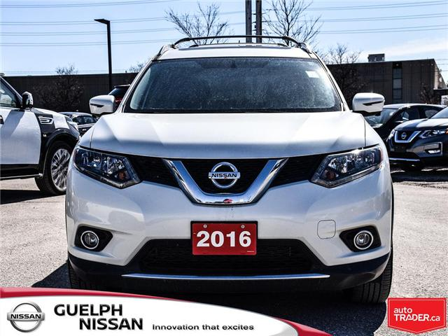2016 Nissan Rogue  (Stk: N19672A) in Guelph - Image 2 of 24