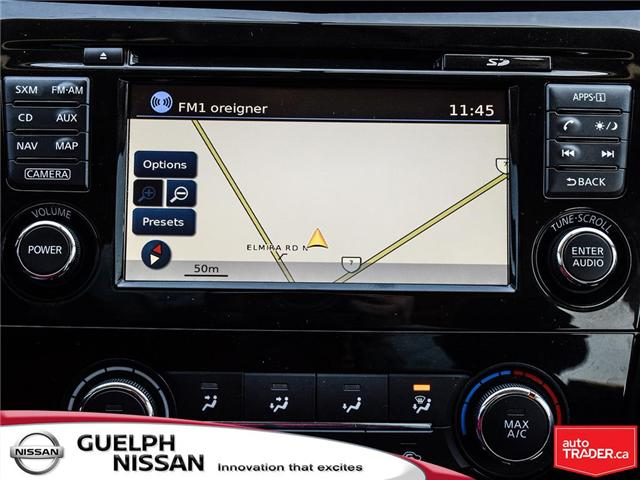 2016 Nissan Rogue  (Stk: N19672A) in Guelph - Image 1 of 24