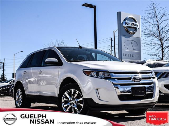 2013 Ford Edge SEL (Stk: UP13555A) in Guelph - Image 1 of 24