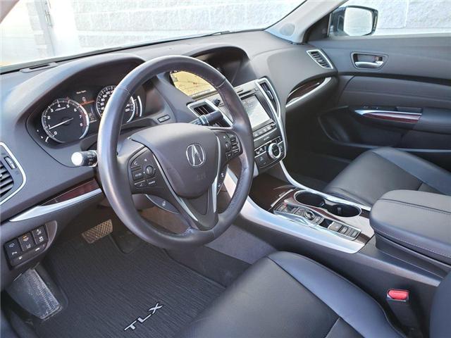 2017 Acura TLX Base (Stk: HA036A) in Kingston - Image 10 of 30
