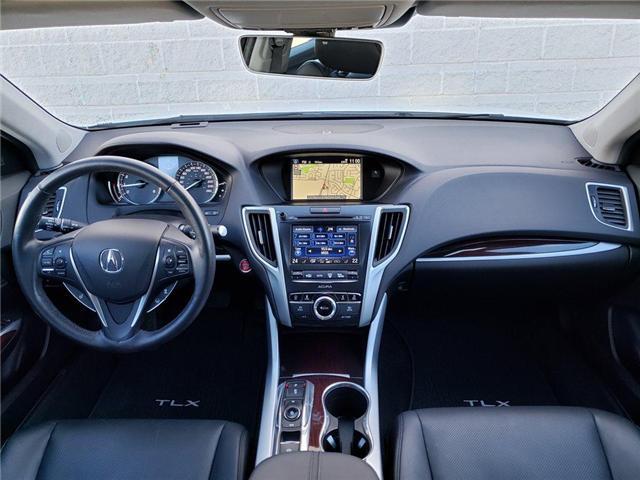 2017 Acura TLX Base (Stk: HA036A) in Kingston - Image 14 of 30