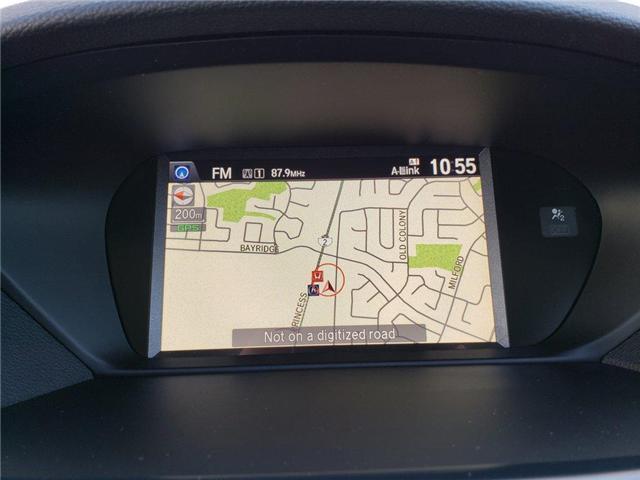 2017 Acura TLX Base (Stk: HA036A) in Kingston - Image 21 of 30