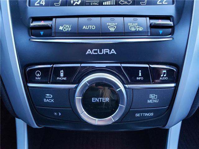 2017 Acura TLX Base (Stk: HA036A) in Kingston - Image 25 of 30