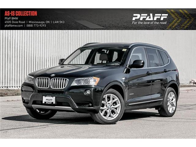2014 Bmw X3 Xdrive28i At 18488 For Sale In Ontario